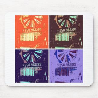Las Vegas Slots Jackpot Mouse Pad