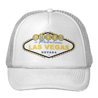 Las Vegas Spring GROOM Cap