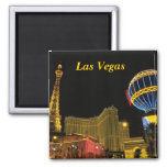 Las Vegas Square Magnet