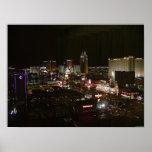 Las Vegas Strip 2003 Poster Print