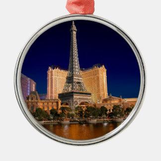 Las Vegas strip 5 Christmas Ornament