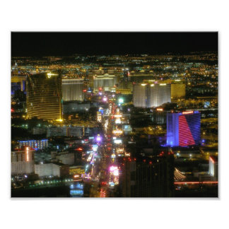 Las Vegas Strip 8x10 Photo