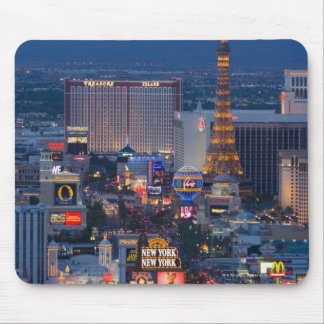 Las Vegas Strip Mouse Mat