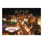 Las Vegas Strip RSVP Card