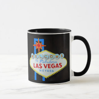 Las Vegas Strip Sign Mug