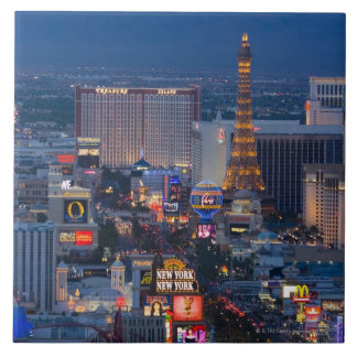 Las Vegas Strip Tile