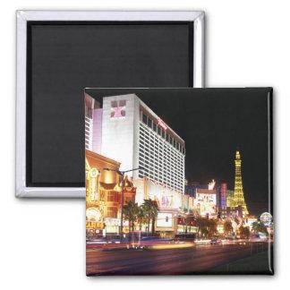 Las Vegas The Strip Fridge Magnet