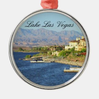Las Vegas Travel Christmas Ornament