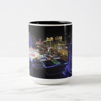 Las Vegas Two-Tone Mug