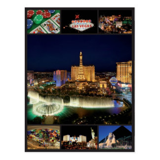 Las Vegas - United States Post Card