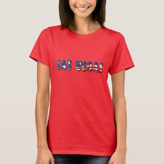 Las Vegas USA Flag Shirt