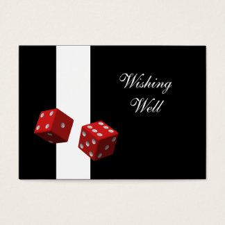 Las Vegas wedding Gift registry  Cards