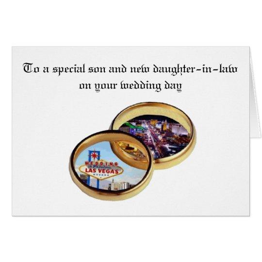 Las Vegas Wedding (Hallsworth) Card