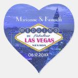 Las Vegas Wedding Stickers