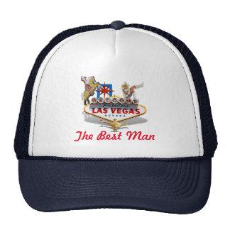 Las Vegas Welcome Sign Cap
