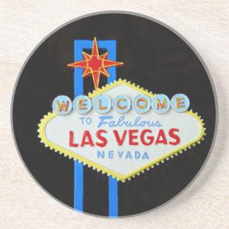 Las Vegas Welcome Sign Coaster