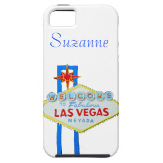 Las Vegas Welcome Sign for Mobile Phones iPhone 5 Case