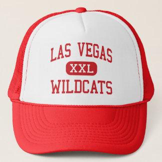 Las Vegas - Wildcats - High - Las Vegas Nevada Trucker Hat