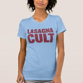 Lasagna Cult *RED PRINT* Shirt