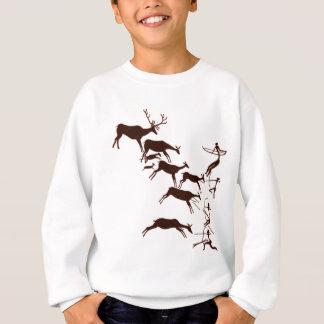 Lascaux Cave Art Sweatshirt