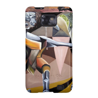 Lascaux - Custom Print! Galaxy SII Cases