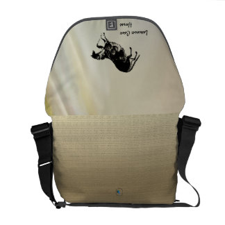 Lascaux Galloping Horse Courier Bags
