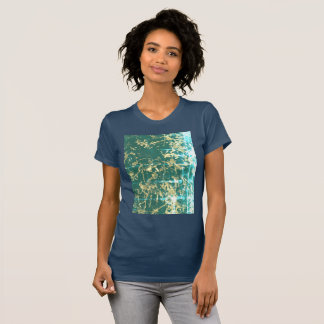 Laser Beam Aquatic Alien Virus T-Shirt