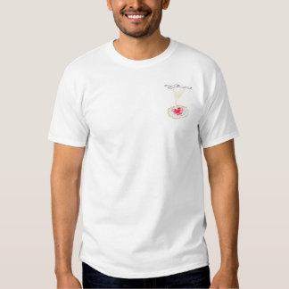 Laser Beam Cross Men's Graphic T Tshirts
