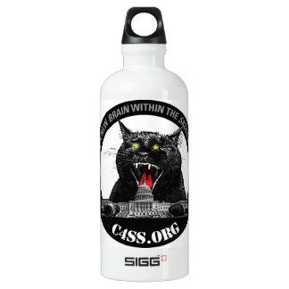 Laser cat for C4SS Domination of Hydration SIGG Traveller 0.6L Water Bottle