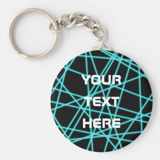 Laser Key Ring