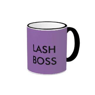 Lash Boss Mug