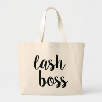 Lash Boss Tote