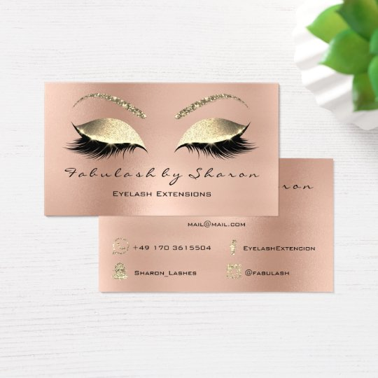 Lashes, Beauty Studio, Snapchat, Instagram Pink FB Business