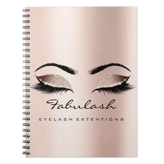 Lashes Extension Eyes Makeup Artist Rose Gold Skin