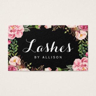 Lashes Script by Makeup Artist Trendy Floral Wrap