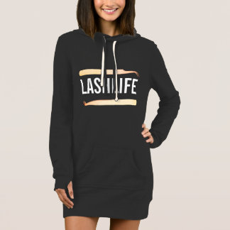 LASHLIFE Hoody Dress