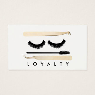 LASHLIFE Loyalty Card