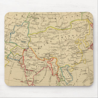 L'Asie, 1227 a 1840 Mouse Pad