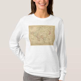 L'Asie, 1227 a 1840 T-Shirt