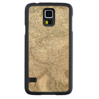 L'Asie - Asia Carved Maple Galaxy S5 Case