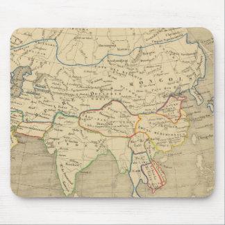 L'Asie, l'an 1220 ap JC Mouse Mat