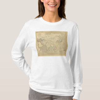 L'Asie, l'an 1220 ap JC T-Shirt