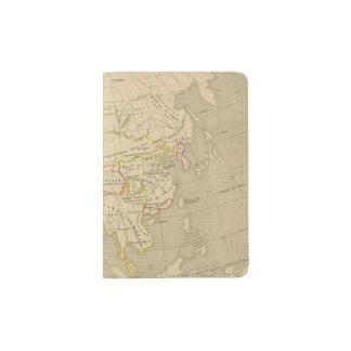 L'Asie, l'an 322 av JC Passport Holder