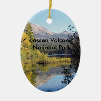 Lassen Volcanic National Park ornament