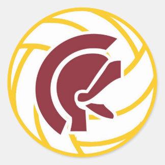 Lassiter Volleyball Sticker