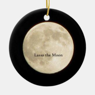Lasso the Moon Ornament