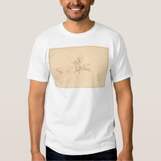 Lassoing the Steer 1905 (1418A) T-shirts