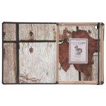 Last autumn leaf DODOcase iPad Folio Case