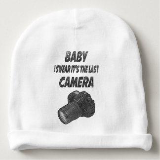 Last camera baby beanie