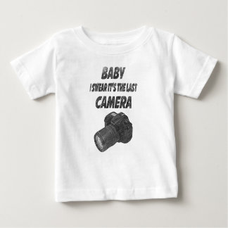 Last camera baby T-Shirt